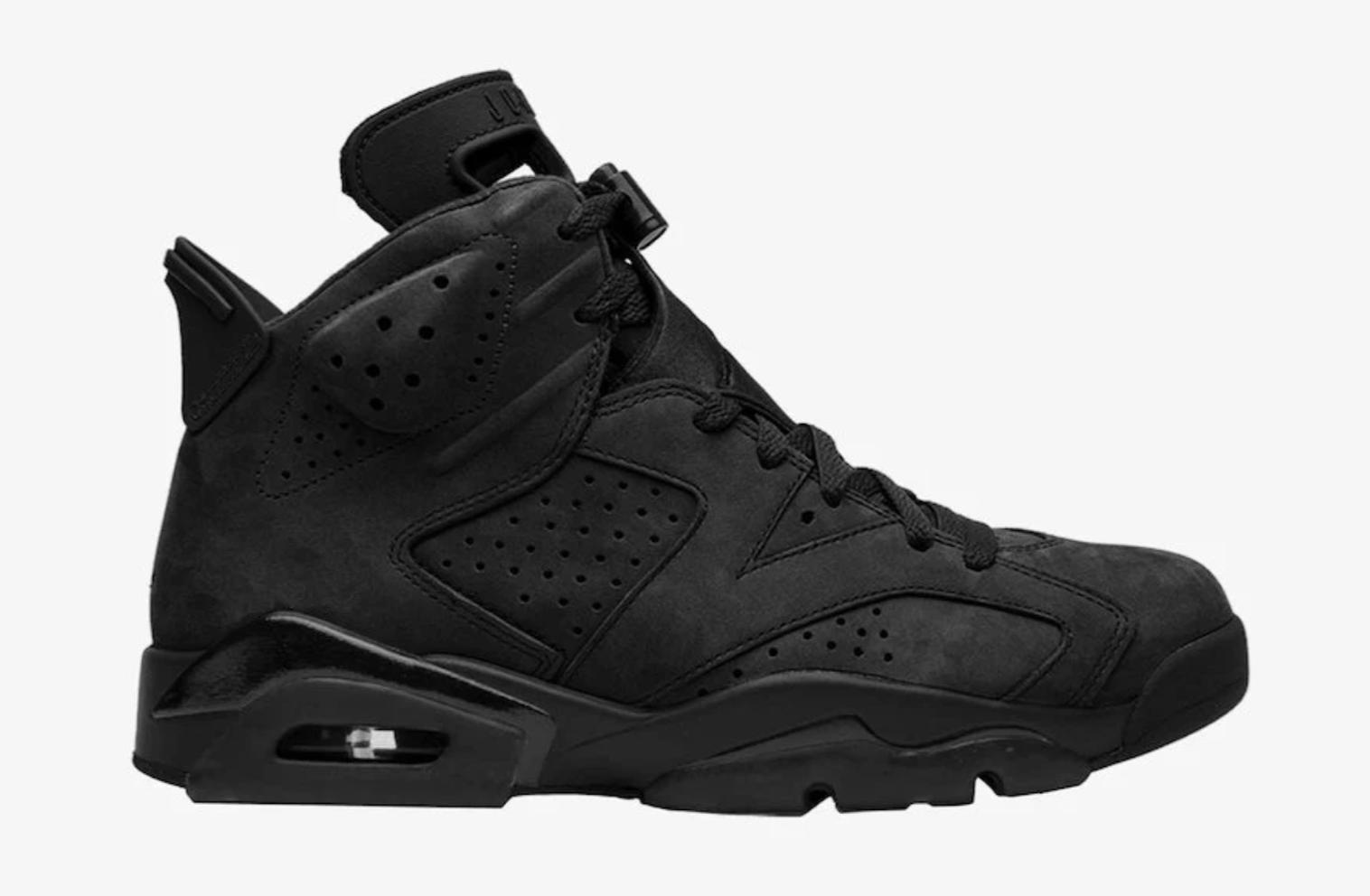 Nike WMNS Air Jordan 6 Retro SD TRIPLE BLACK_DB9818-001