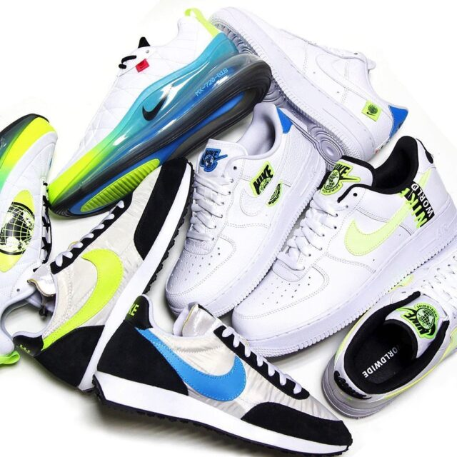 "Nike ""Worldwide Pack"" (ナイキ ""ワールドワイド パック"")"