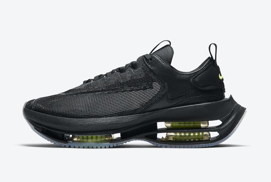 Nike WMNS Zoom Double Stacked (ナイキ ウィメンズ ズーム ダブル スタックド) CI0804-001, CI0804-700