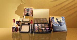 ZEESEA x The British Museum Eyeshadow Palette 16colors ズーシー 大映美術館 古代エジプト アイシャドウ パレット 16色 スクエア