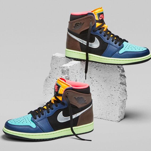 "Nike Air Jordan 1 High OG ""Bio Hack"" (ナイキ エア ジョーダン 1 ハイ OG ""バイオ ハック"") 555088-201"