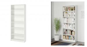 イケアのベストセラー商品BILLY本棚 (IKEA_BestSeller_BILLY_Bookcase)