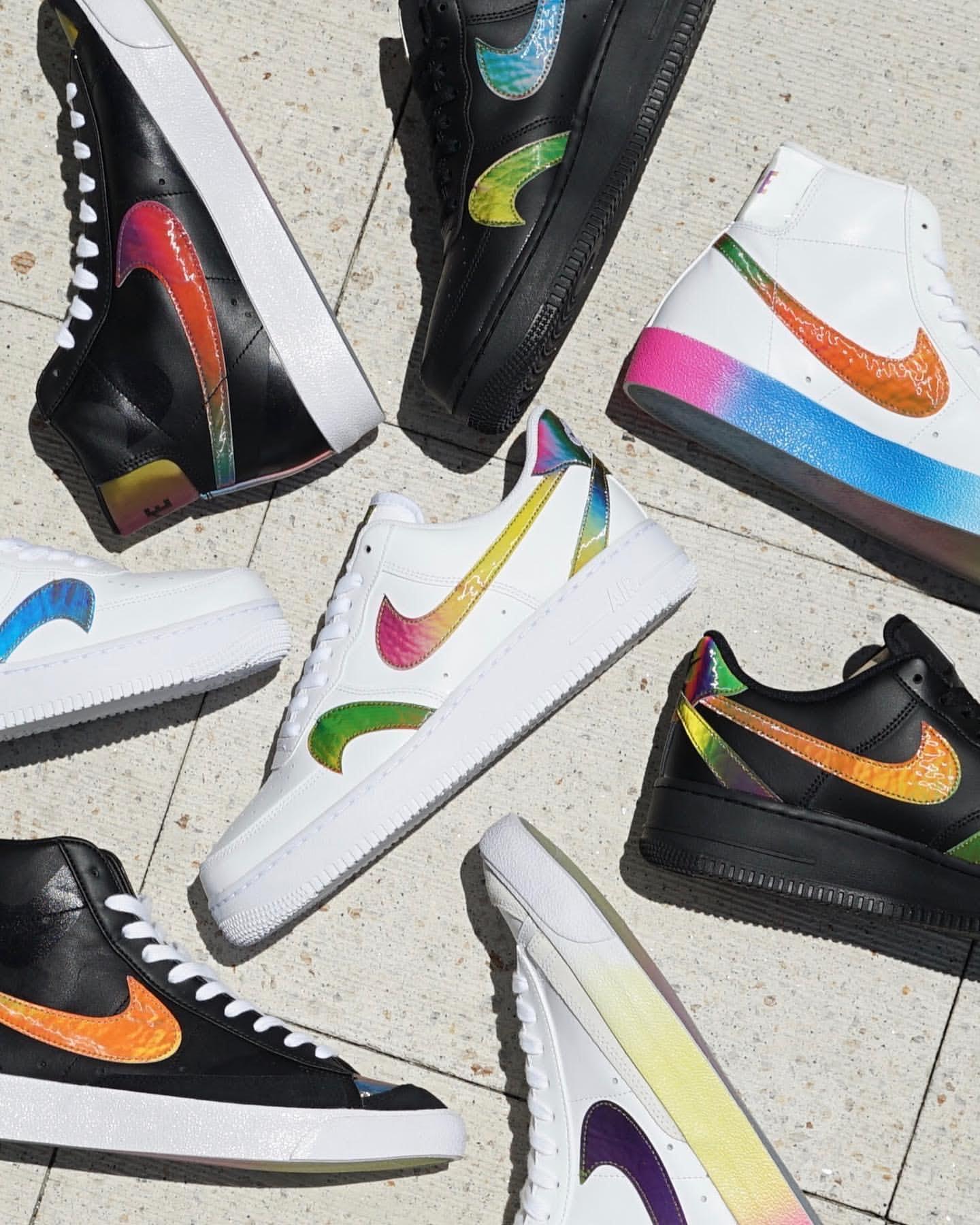 Nike Air Force 1 '07 & Blazer Mid '77 (ナイキ エア フォース 1 '07 & ブレーザー ミッド '77)