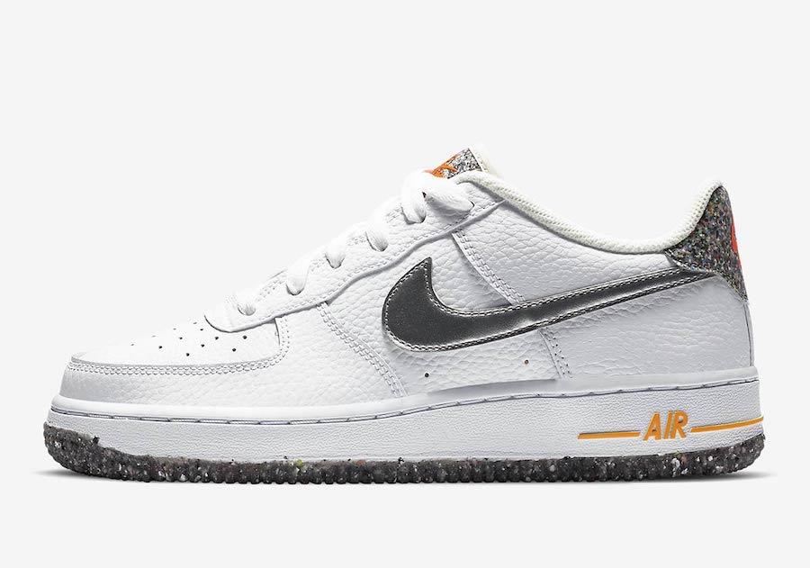 "Nike Air Force 1 Low ""Crater"" (ナイキ エア フォース 1 ロー ""クレーター"") DB1558-100"