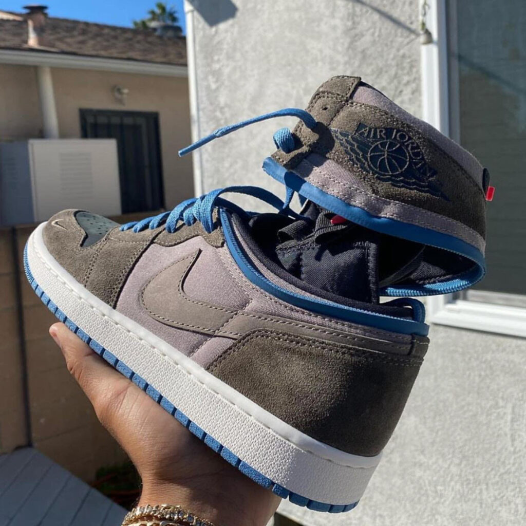 "Nike Air Jordan 1 Hi ""Switch"" (ナイキ エア ジョーダン 1 ハイ ""スイッチ"")"