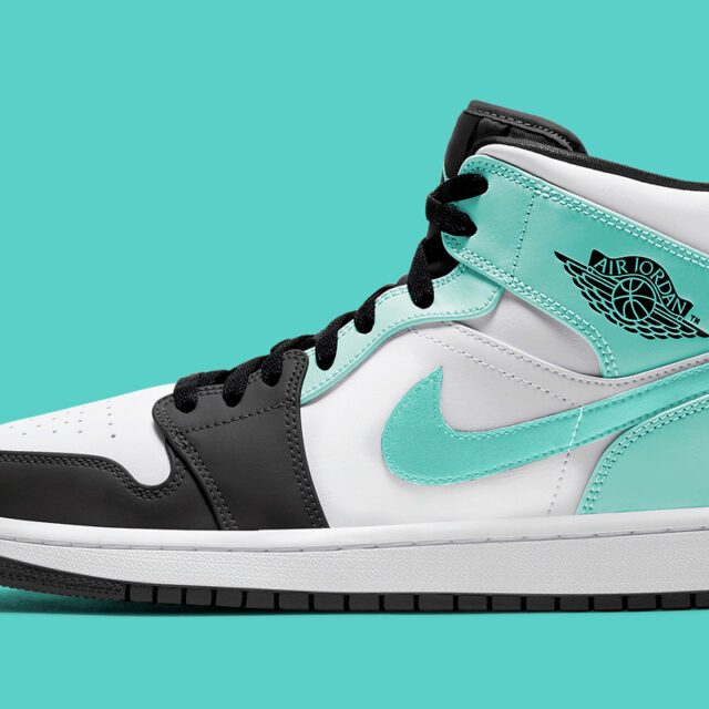 "Nike WMNS Air Jordan 1 Mid ""Igloo"" (ナイキ ウィメンズ エア ジョーダン 1 ミッド ""イグルー"") 554724-132, 554725-132"