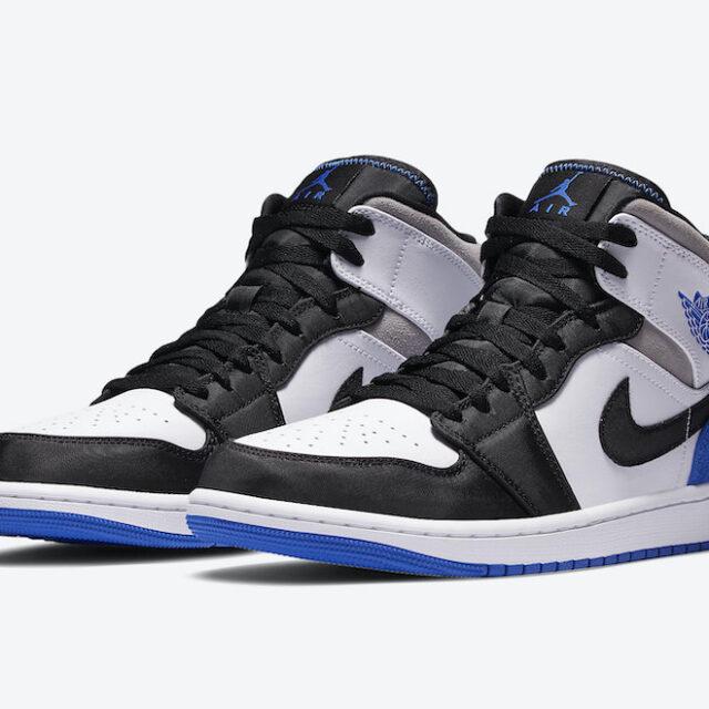 """Nike Air Jordan 1 Mid SE """"Game Royal"""" (ナイキ エア ジョーダン 1 ミッド """"ゲーム ロイヤル"""") 852542-102"""