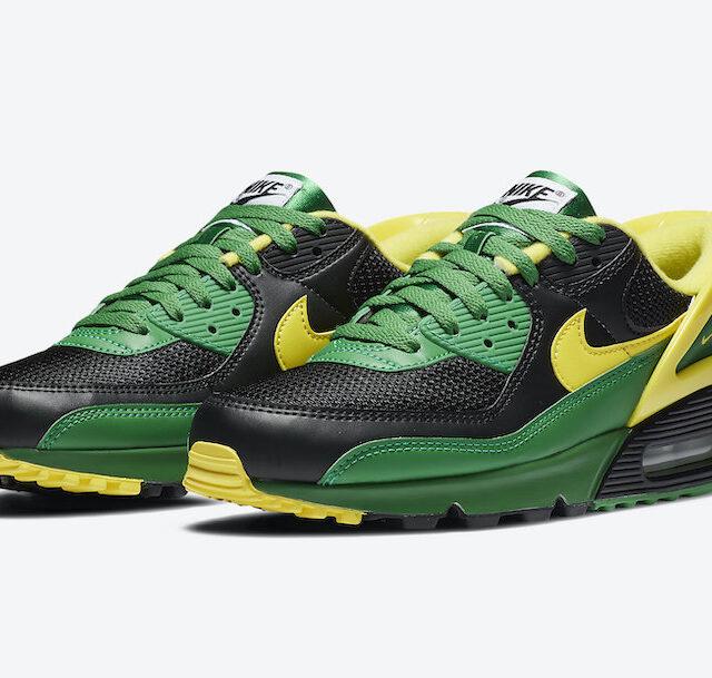 "Nike Air Max 90 Flyease ""Oregon"" (ナイキ エア マックス 90 フライイーズ ""オレゴン"") CZ4270-001"