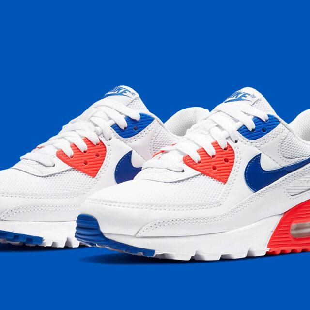 "Nike Air Max 90 ""Ultramarine"" (ナイキ エア マックス 90 ""ウルトラマリン"") CT1039-100"