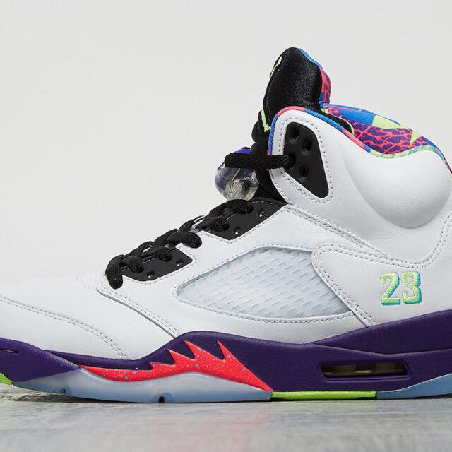 """Nike Air Jordan 5 """"Alternate Bel-Air"""" (ナイキ エア ジョーダン 5 """"オルタネイト ベル エア"""") DB3335-100"""