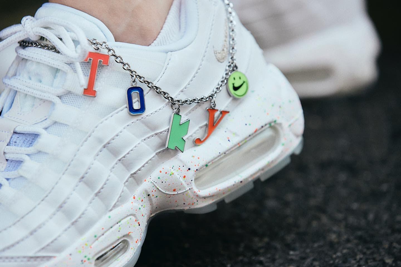 "Nike WMNS Air Max 95 ""Tokyo"" (ナイキ ウィメンズ エア マックス 95 ""トウキョウ"") Billy's ENT chain"