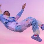 Jaden Smith × New Balance Vision Racer (ジェイデン スミス × ニューバランス ヴィジョン レーサー)