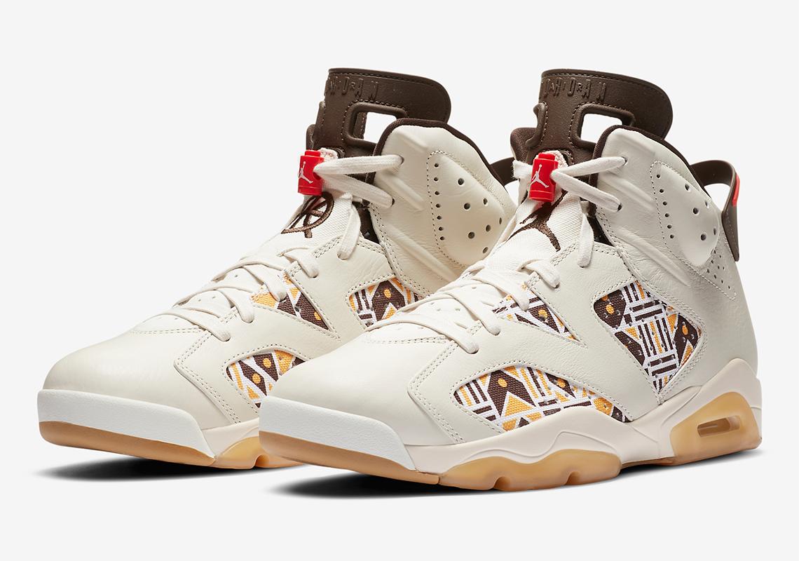 """Nike Air Jordan 6 """"Quai 54"""" (ナイキ エア ジョーダン 6 """"クアイ 54"""") CZ4152-100, CZ6506-100, CZ6507-100, CZ6508-100"""