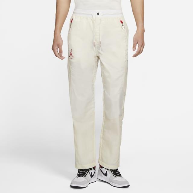 オフホワイト ナイキ コラボ エア ジョーダン 5 セイル Off-White Air Jordan 5 Sail Release Date DH8565-100 アパレル pants