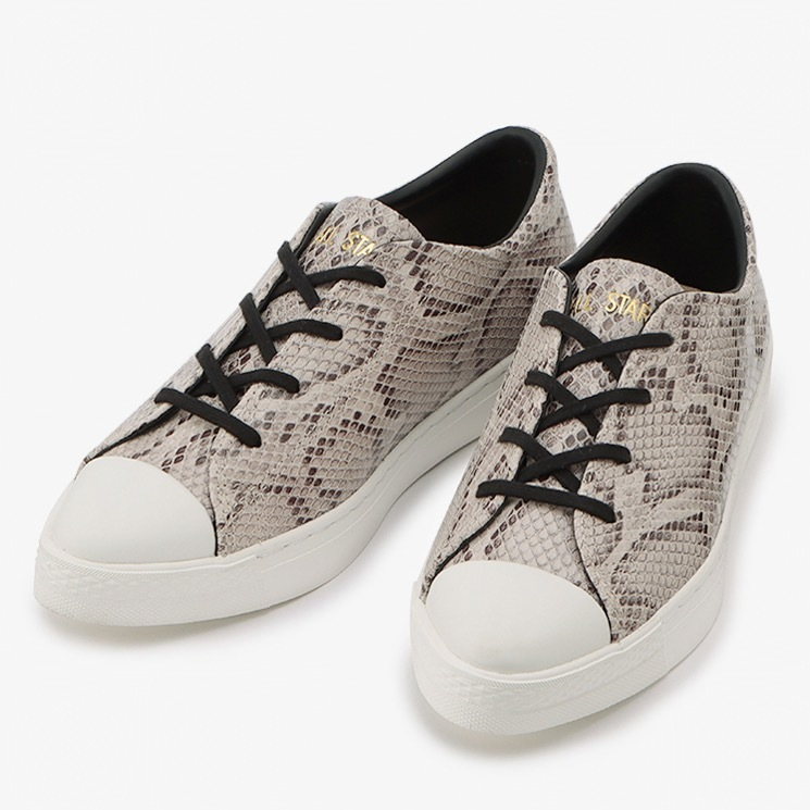 CONVERSE ALL STAR COUPE POINTUE LEATHER OX & SNK OX コンバース オールスター クップ ポワンテュ スネーク OX main