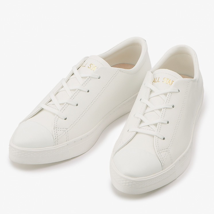 CONVERSE ALL STAR COUPE POINTUE LEATHER OX & SNK OX コンバース オールスター クップ ポワンテュ レザー OX main