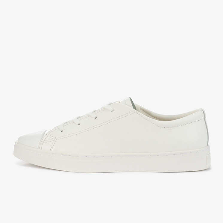 CONVERSE ALL STAR COUPE POINTUE LEATHER OX & SNK OX コンバース オールスター クップ ポワンテュ レザー OX side