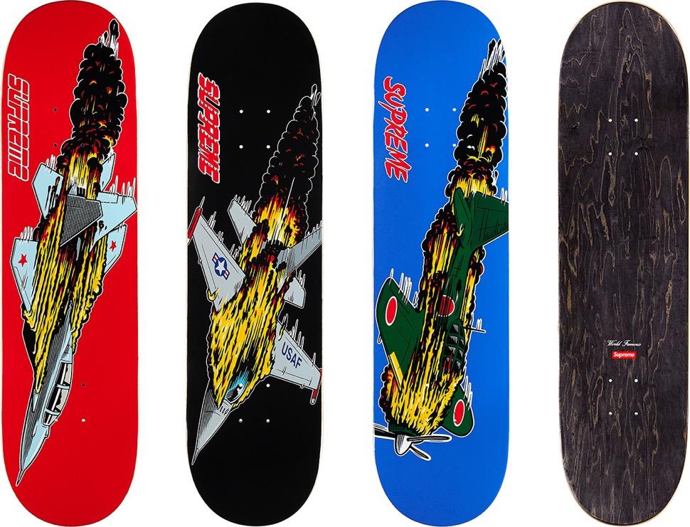 supreme 2020FW week1 シュプリーム 2020年 秋冬 Jet-Skateboard
