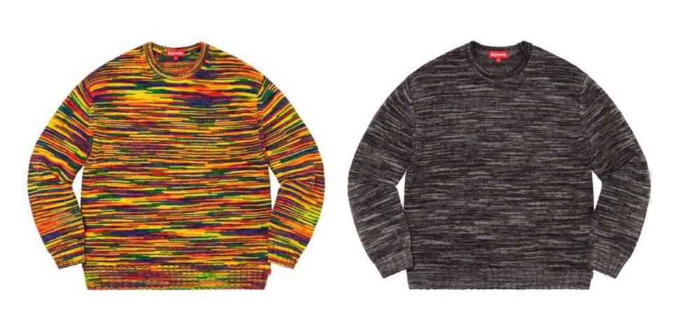 supreme 2020FW week1 シュプリーム 2020年 秋冬 Static-Sweater