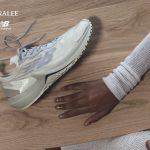 AURALEE × New Balance FuellCell Speedrift (オーラリー × ニューバランス フューエルセル スピードリフト) advertisement white