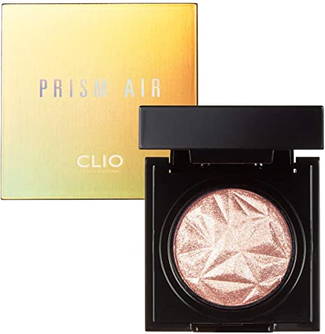 CLIO Prism Air Eye Shadow Sparkling 018 BEIGE GLOW クリオ プリズム アイシャドウ スパークリング ベージュ グロウ