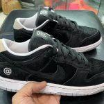 "Medicom Toy × Nike SB Dunk Low ""BE@RBRICK"" (メディコム トイ × ナイキ SB ダンク ロー ""ベアブック"") CZ5127-001 pair"