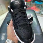 "Medicom Toy × Nike SB Dunk Low ""BE@RBRICK"" (メディコム トイ × ナイキ SB ダンク ロー ""ベアブック"") CZ5127-001 side leak front"