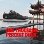 "Medicom Toy × Nike SB Dunk Low ""BE@RBRICK"" (メディコム トイ × ナイキ SB ダンク ロー ""ベアブック"") CZ5127-001 sneaker advertisement"