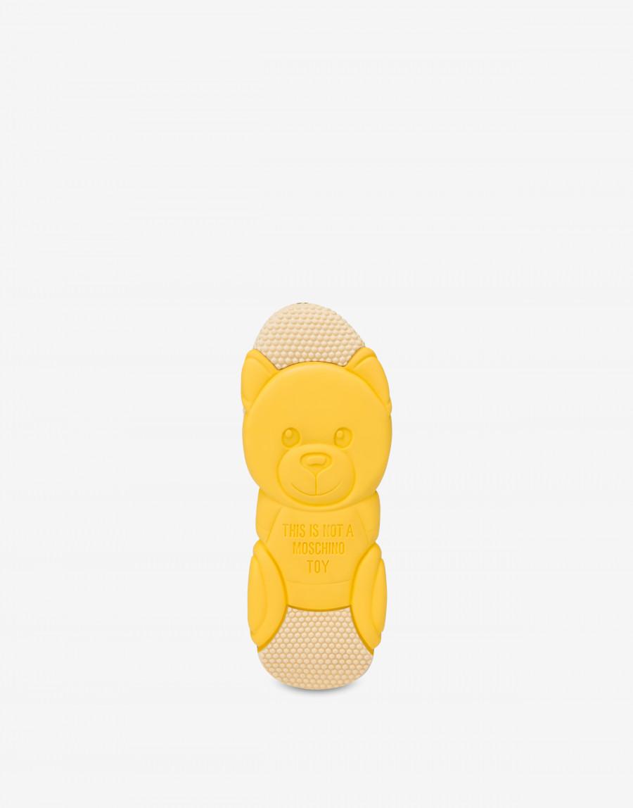 Moschino Teddy bubble Shoe モスキーノ テディ― バブル シューズ MA15553G2B11010A yellow outsole