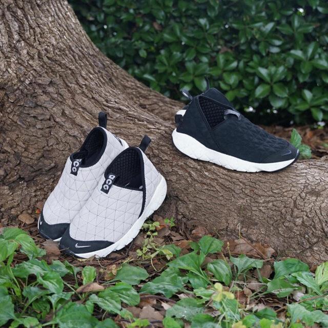Nike ACG Moc 3.0 Leather (ナイキ ACG モック 3.0 レザー) CT2896-001, CT2896-002