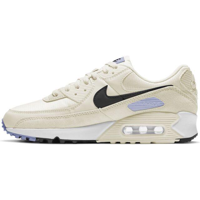 Nike WMNS Air Max 90 SAIL/WHITE/GHOST (ナイキ ウィメンズ エア マックス 90 セイル/ホワイト/ゴースト) CZ6221-100