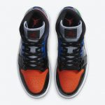 "Nike WMNS Air Jordan 1 ""Patent Brend"" (ナイキ ウィメンズ エア ジョーダン 1 ""パテント ブレンド"") CV5276-001 above"