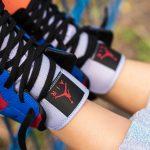 "Nike WMNS Air Jordan 1 ""Patent Brend"" (ナイキ ウィメンズ エア ジョーダン 1 ""パテント ブレンド"") CV5276-001 43einhalb front"