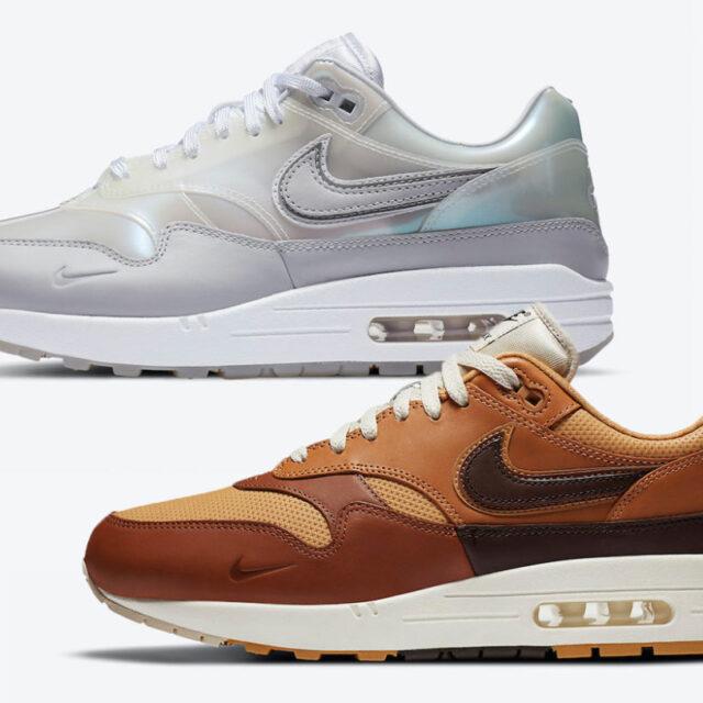 """Nike Air Max 1 """"SNKRS Day"""" (ナイキ エア マックス 1 """"スニーカーズ デイ"""") DA4302-700, DA4300-100"""