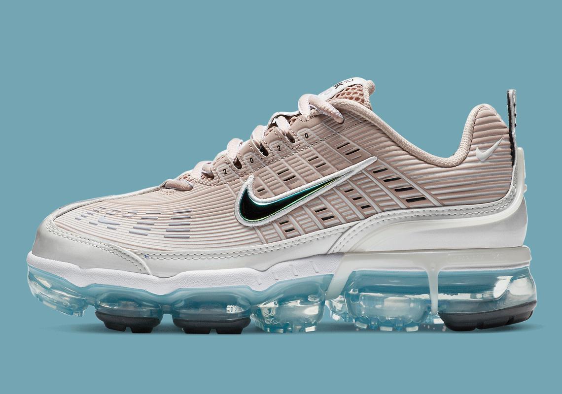 """Nike Air Vapormax 360 """"Stone Mauve"""" (ナイキ エア ヴェイパーマックス 360 """"ストーン モーヴ"""") CQ4538-200"""