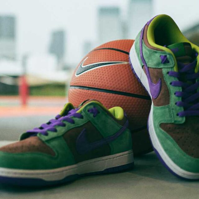ナイキ ダンク ロー ジャパン 企画 日本 ベニヤ Nike Dunk Low CO.JP Veneer Be True To Your Crew