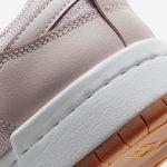 Nike Dunk Low Disrupt CK6654_003 pink ナイキ ダンク ロー ディスラプト ピンク close heel
