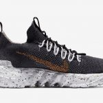 Nike Space Hippie 01 Black Wheat (ナイキ スペース ヒッピー 01 ブラック ウィート) CZ6148-002 Left
