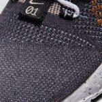 Nike Space Hippie 01 Black Wheat (ナイキ スペース ヒッピー 01 ブラック ウィート) CZ6148-002 Toe