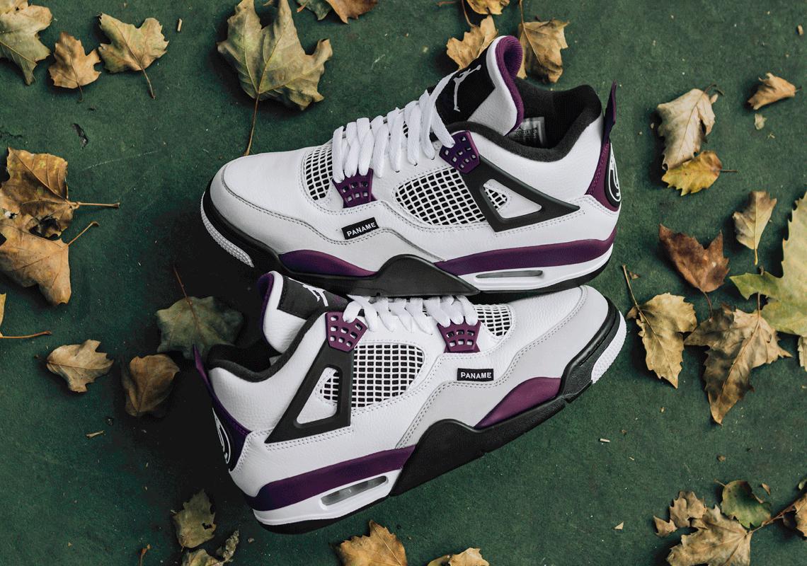 Nike x PSG Air Jordan 4 / ナイキ x パリサンジェルマン エアジョーダン4 (CZ5624-100) pair main