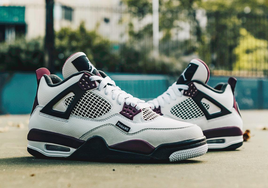 Nike x PSG Air Jordan 4 / ナイキ x パリサンジェルマン エアジョーダン4 (CZ5624-100) pair design