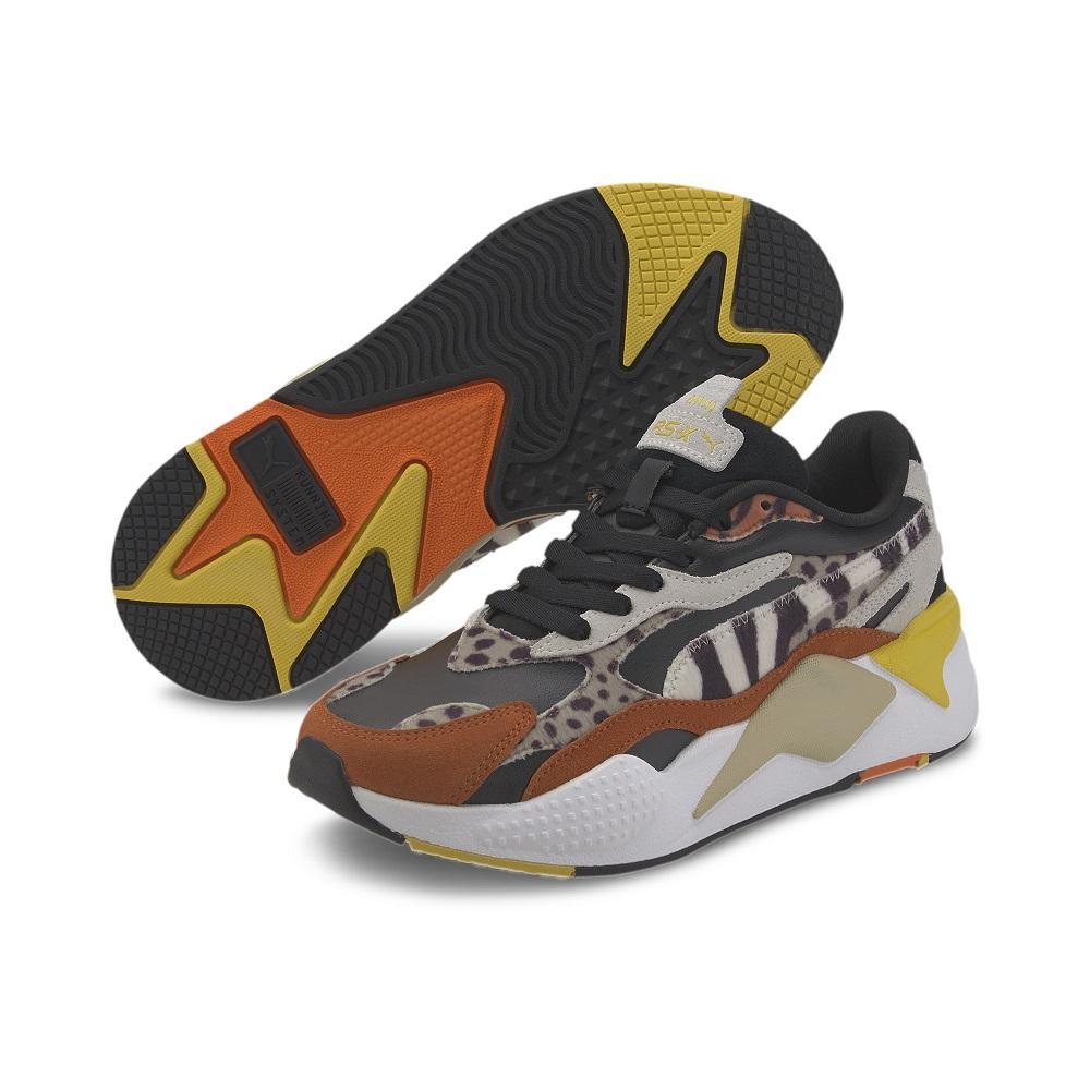 Puma Wildcats Collection Sneakers w cat wmns プーマ ワイルドキャット コレクション スニーカー RS-X3 W.キャット ウィメンズ ブラック main