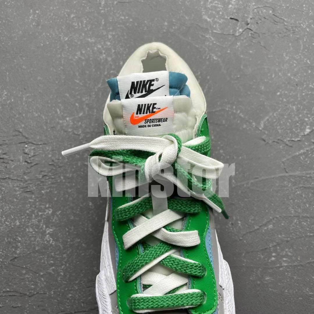 Sacai × Nike Blazer Low サカイ × ナイキ ブレーザー ロー DD1877-001