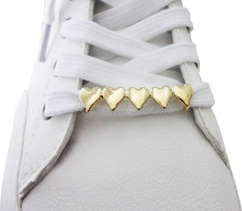 Shoe pierce sneaker accessory heart シューピアス スニーカー アクセサリー ハート