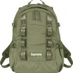 Supreme 2020fw Backpack シュプリーム 2020年秋冬 リュック バックパック オリーブ