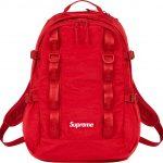 Supreme 2020fw Backpack シュプリーム 2020年秋冬 リュック バックパック レッド