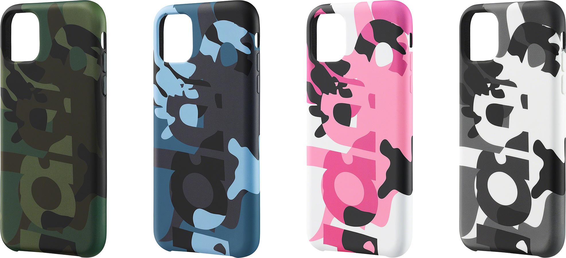 Supreme 2020fw Camo iPhone Case シュプリーム カモ アイフォン ケース