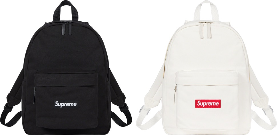 Supreme 2020fw Canvas Backpack シュプリーム 2020年秋冬 キャンバス バックパク リュック