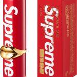Supreme 2020fw Pat McGrath Labs Lipstick シュプリーム パットマクグラス コラボ リップ ケース