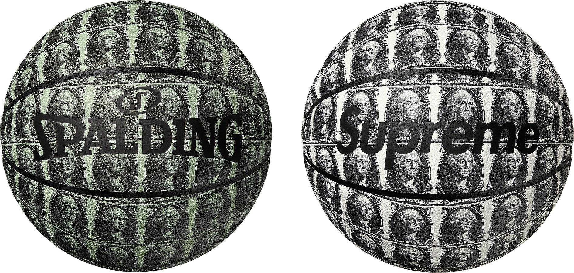 Supreme 2020fw Spalding Washington Basketball シュプリーム バスケットボール